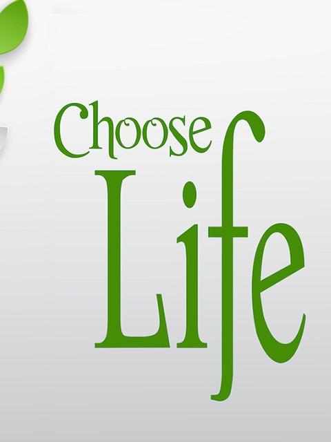 alege să trăiești