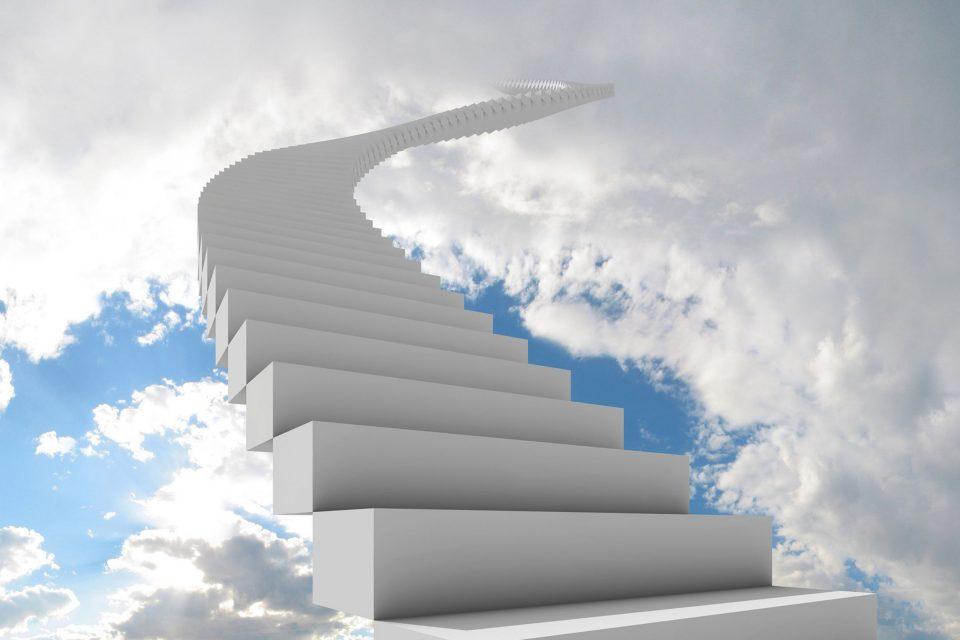 o scară spre înțelepciune